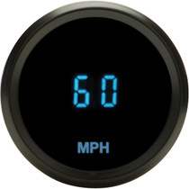 Odyssey II Series Mini 2-1/16 Inch Speedometer