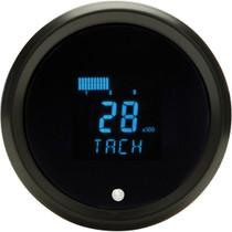 Odyssey II Series Round 3-3/8 Inch Performance Tachometer