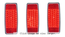 1969 Mustang LED Tail Lights (Housing Not Included)