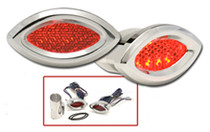 Cateye LED Marker Lights in Red
