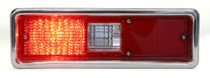 1970-1972 Nova LED Tail Lights (Housing Not Included)