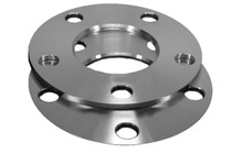6x127 Flat Aluminum Wheel Spacers