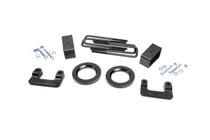 2.5IN GM Leveling Lift Kit (07-18 Sierra/Silverado 1500 PU)