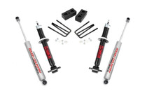 3.5IN GM Suspension Lift Kit - 07-13 1500 PU 2WD with Lifted N2.0 Strut Upgrade +$220
