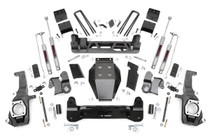 5IN GM NTD Suspension Lift Kit (11-19 Silverado/Sierra 2500/3500HD)