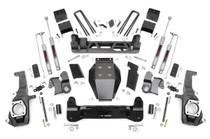 5IN GM NTD Suspension Lift Kit (11-19 Silverado/Sierra 2500/3500HD)