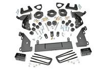 """2014 Silverado/Sierra 1500 3.75"""" Combo Lift Kit"""