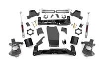 6in GM Suspension Lift Kit (14-18 Sierra/Silverado 1500 4WD)