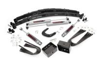 4IN GM Suspension Lift Kit (73-76 1/2-Ton PU, 1/2 Ton Suburban, Jimmy, Blazer)