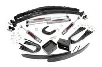 6IN GM Suspension Lift Kit (77-91 Chevy/GMC 3/4 Ton PU / Suburban)