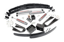 6in GM Suspension Lift Kit (77-91 Chevy/GMC 1-Ton Pickup)