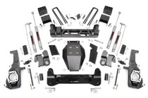 7.5in GM NTD Suspension Lift Kit (11-19 2500HD/3500HD)