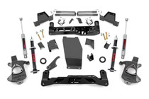 7in GM Suspension Lift | Knuckle Kit (14-17 Silverado/Sierra 1500 PU 4WD) with Lifted Strut Upgrade