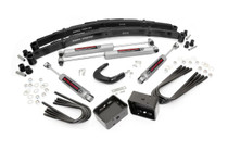 4IN GM Suspension Lift Kit (77-87 3/4 Ton PU/ 77-91 3/4 Ton Suburban)