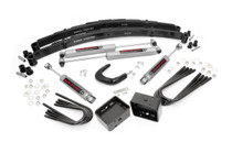 4IN GM Suspension Lift Kit (77-87 1/2 Ton /77-91 1/2 Ton Suburban, Blazer, Jimmy)