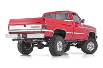 4IN GM Suspension Lift Kit (77-87 1/2 Ton /77-91 1/2 Ton Suburban, Blazer, Jimmy) rear view