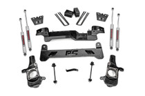 6in GM Suspension Lift Kit (01-10 2500 HD | 01-06 1500 HD 2WD)