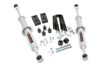 2.5-3in Toyota Leveling Lift Kit (07-19 Tundra 4WD) with Lifted N3 Struts +$140.00