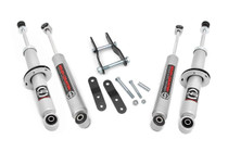2.5in Toyota Suspension Lift Kit (95.5-04 Tacoma) with Lifted N3 Strut Upgrade