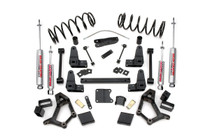 4-5in Toyota Suspension Lift Kit (90-95 4-Runner 4WD)