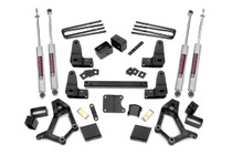 4-5in Toyota Suspension Lift Kit (86-89 4Runner 4WD, 86-95 Pickup (Extended Cab) 4WD)