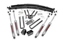 4in Dodge Suspension Lift Kit (Dana 60) (70-74.5 W100/W200)