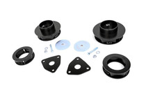 2.5in Dodge Suspension Lift Kit (12-17 Ram 1500 4WD)