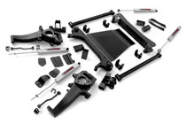 4in Dodge Suspension Lift Kit (02-05 Ram 1500 4WD)