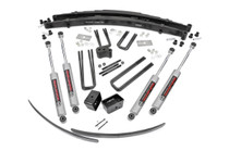 4in Dodge Suspension Lift Kit ( 78-93 Ramcharger 4WD, 78-81 Trailduster 4WD)