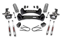 6in Dodge Suspension Lift Kit (02-05 Ram 1500 2WD)