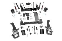6in Dodge Suspension Lift Kit (09-11 Ram 1500 4WD) without Lifted N2 Struts