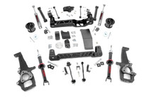 6in Dodge Suspension Lift Kit (09-11 Ram 1500 4WD) with Lifted N2 Struts +$100.00