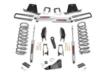 5in Dodge Suspension Lift Kit (11-13 Ram 2500 4WD/11-12 Ram 3500 4WD)