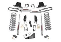 5in Dodge Suspension Lift Kit (11-13 Ram 2500 4WD/11-12 Ram 3500 4WD)