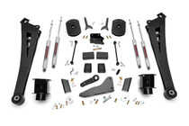 5in Dodge Suspension Lift Kit w/Coil Spacers & Radius Arms (14-19 Ram 2500 4WD)