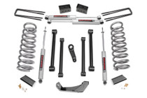 5in Dodge Suspension Lift Kit (00-01 Ram 1500 4WD)