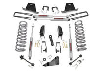5in Dodge Suspension Lift Kit (09-10 Ram 2500/3500 4WD)