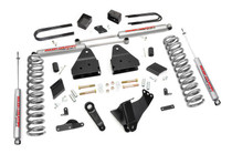4.5in Ford Suspension Lift Kit (11-14 F-250 4WD   Diesel) with Standard Kit