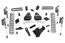 4.5in Ford Suspension Lift Kit (11-14 F-250 4WD   Diesel) with Vertex Reservoir Upgrade
