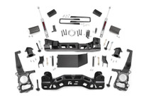 4in Ford Suspension Lift Kit (09-10 F-150 4WD) without struts