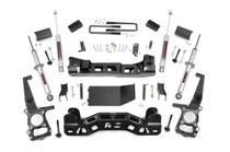 4in Ford Suspension Lift Kit (09-10 F-150 4WD) with Lifted N3 struts