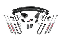 4in Ford Suspension Lift Kit (80-86 F-250 4WD)