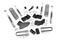 4in Ford Suspension Lift Kit (83-97 Ranger 2WD)