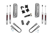 4in Ford Suspension Lift Kit (70-76 F-100/75-76 F150 4WD)