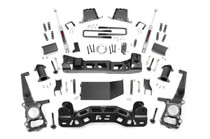 6in Ford Suspension Lift Kit (2014 F-150 4WD)with Standard Kit
