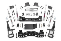 6in Ford Suspension Lift Kit (2014 F-150 4WD) with Lifted Strut Upgrade Kit