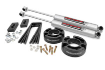 2.5in Ford Leveling Lift Kit (04-08 F-150) with N3 Shocks