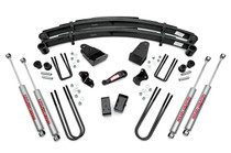 4in Ford Suspension Lift Kit (82-85 F350 4WD)