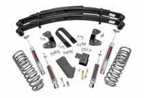 2.5in Ford Suspension Lift Kit (80-96 F150) - with Leaf Springs +$260.00