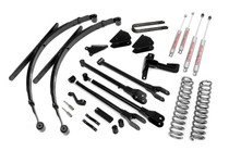 8in Ford 4-Link Suspension Lift System (05-07 F-250/F-350 4WD   Diesel)